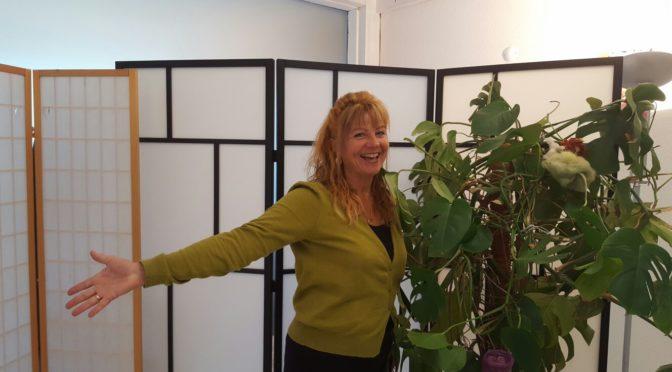 Silvana Aeschlimann Geschäftsführerin